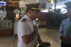 Kenakan Atribut Garuda Indonesa, Pilot Gadungan Diamankan di Bandara Soekarno-Hatta