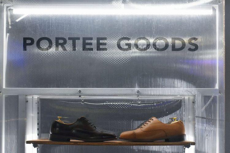 Portee Goods, salah satu produk sepatu lokal asli Bandung yang sudah berdiri sejak 2011.