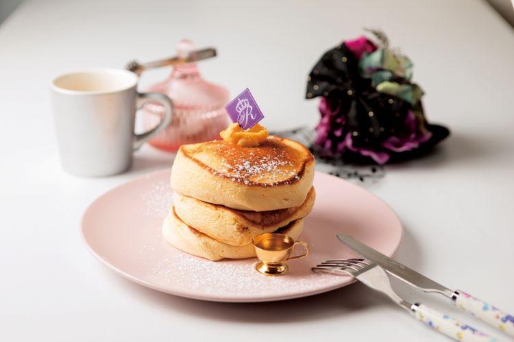 Plain Pancake Honey