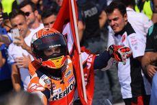 Juarai MotoGP San Marino, Marc Marquez Dicemooh Fans Rossi di Misano
