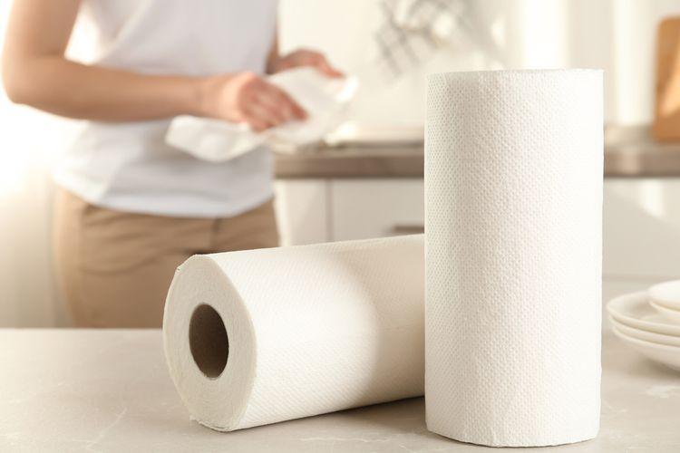Manfaat Lain Tisu Dapur yang Mungkin Tak Kamu Duga Halaman all - Kompas.com