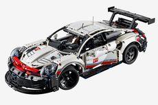 Porsche 911 SR Terbuat dari 1.580 Bongkah Lego, Makin Detail