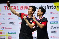 Gelar Juara Kejuaraan Dunia 2019 Jadi Kado Ulang Tahun Hendra Setiawan
