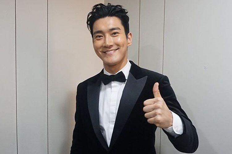 Member Super Junior Choi Siwon