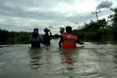 Hujan Deras, Satu Desa di Mempawah Kalbar Terendam Banjir 1 Meter