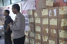 Surat Suara untuk Pemilu di Kepulauan Seribu Telah Selesai Dilipat