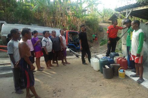 Krisis Air Bersih di Ponorogo Akibat Kekeringan Meluas hingga 10 Kecamatan