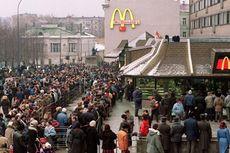 Lawan Sanksi Barat, Rusia Incar Semua Gerai McDonald's