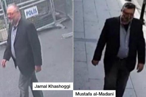 Terungkap, Begini Percakapan Jamal Khashoggi Sebelum Dibunuh