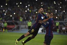 Kalahkan Sevilla, Barcelona Raih Gelar Piala Super Spanyol