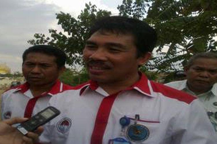 Kepala Badan Narkotika Nasional Provinsi (BNNP) Sulawesi Selatan (Sulsel), Komisaris Besar (Kombes) Polisi Richard M Nainggolan.