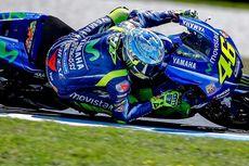 Rossi Mengakui Marquez Pebalap Tercepat