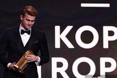 Jadi Pemain Muda Terbaik Dunia, Matthijs de Ligt Sabet Kopa Thropy 2019