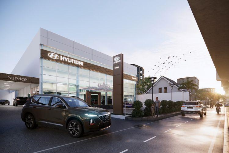 Diler baru Hyundai di Lampung