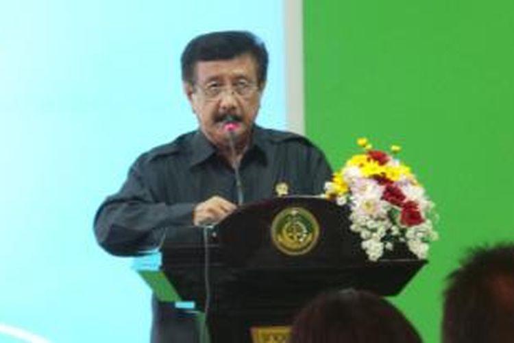 Jaksa Agung Basrief Arief
