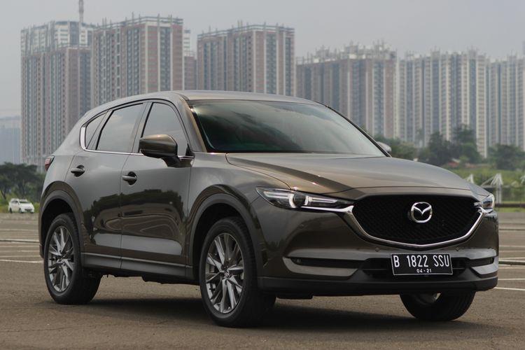 Review Mazda CX-5 GT. SUV menarik di rentang harga Rp 500 juta-an