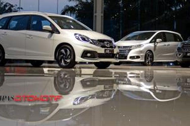 Mobilio atau SUV Honda bisa jadi menggunakan mesin diesel di masa akan datang.