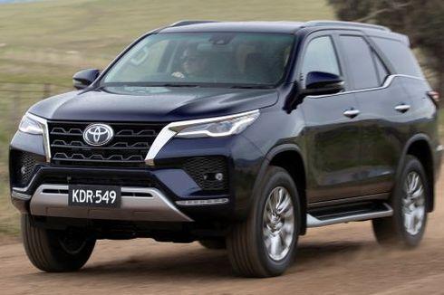 Toyota Segarkan Fortuner Australia, Ini Bedanya dengan di Indonesia