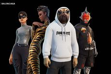 Balenciaga Ungkap Kolaborasi dengan Fortnite