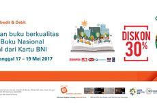 Peringati Hari Buku Nasional, Gramedia dan BNI Berikan Diskon