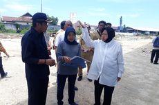 Risma Kebut Pengerjaan Proyek Flyover JLLB Surabaya