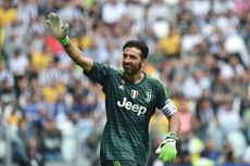 Prediksi Susunan Pemain Juventus Vs Torino, Peluang Buffon Pecahkan Rekor Maldini