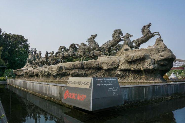 Patung Arjuna Wijaya atau Patung Kuda, Jakarta Pusat