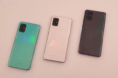 Hari Pertama Pre-order, Samsung Galaxy A71 Langsung Ludes