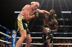 Tyson Fury: Wilder Akan Lebih Berbahaya daripada di Pertarungan Terakhir