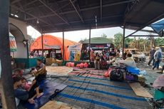 Belum Dapat Kontrakan Gratis dari Pemkot Tangsel, Korban Kebakaran Lapak Pemulung Bertahan di Tenda Darurat