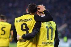 Kehadiran Erling Haaland Mengobati Kerinduan Reus pada Lewandowski