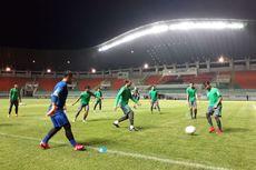 Timnas U-23 Indonesia Vs Korea Utara, Luis Milla Lakukan Rotasi Pemain