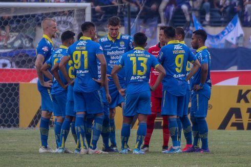 Klasemen Liga 1 Usai Laga PSS Sleman Vs Persib Bandung