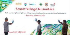 Dua Desa Ini Jadi Percontohan Pengembangan Smart Village Nusantara