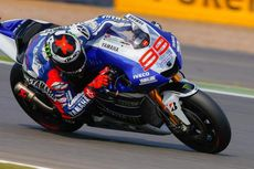 Jorge Lorenzo Yakin Bisa Juara di GP Inggris