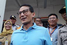 Jadi Cawapres Prabowo, Sandi Ungkap Ingin Perjuangkan