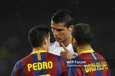 Kilas Balik 2010, Saat Pedro Singgung Ronaldo dengan Kalimat