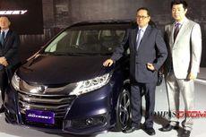 Honda Odyssey Terbaru, Lebih Berkarakter MPV