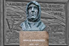 Hari Ini Dalam Sejarah: Roald Amundsen Jadi Orang Pertama yang Tiba di Kutub Selatan