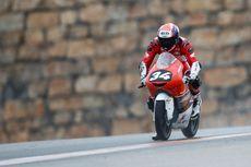 Pebalap Indonesia Mario Suryo Aji Akhiri FIM CEV Moto3 2020 dengan Finis ke-16