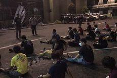 Balap Liar di JLNT Antasari, 14 Motor Disita Polisi