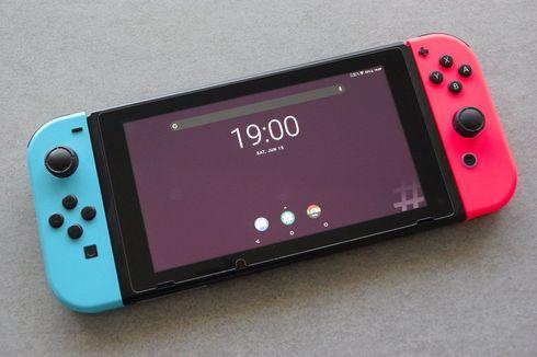 Konsol Game Nintendo Switch Kini Bisa Jalankan OS Android