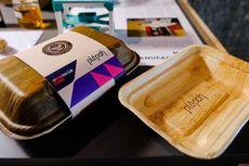 Pelepah Pinang, Alternatif Wadah Makanan Styrofoam Ramah Lingkungan