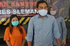 Diupah Rp 10 Juta, IRT Asal Lampung Nekat Jadi Kurir Sabu