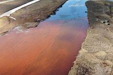 Sungai di Arktik Berwarna Merah karena Tumpahan Diesel, Ini Dampaknya