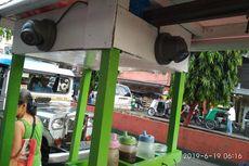Antisipasi Pencurian, Gerobak Bakso Ikan di Manila Dilengkapi CCTV