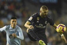 Karim Benzema Bungkam Kritik dengan Buktikan Ketajaman
