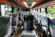 Giliran PO Sudiro Tungga Jaya Punya Bus Social Distancing