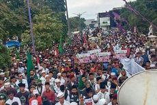Ada Aksi Tolak RUU HIP di Tugu Kujang Bogor, Mayoritas Demonstran Tak Pakai Masker