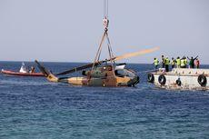 Bangun Museum Militer Bawah Laut, Yordania Tenggelamkan Tank hingga Helikopter